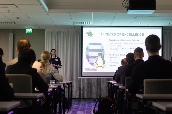INTO 2018 Laura Ruotsalainen